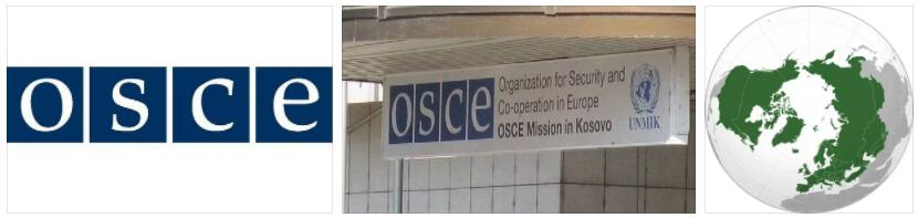 OSCE - Organization for Security and Co-operation in Europe