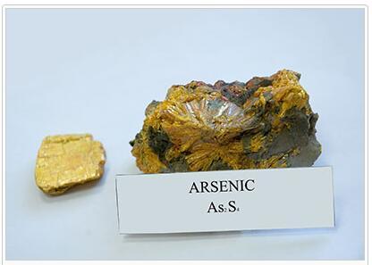 Arsenic intoxication